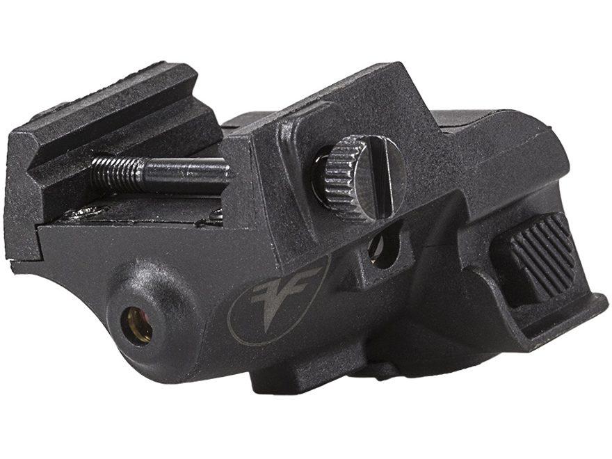 Firefield Subcompact Green Pistol Laser Sight Matte
