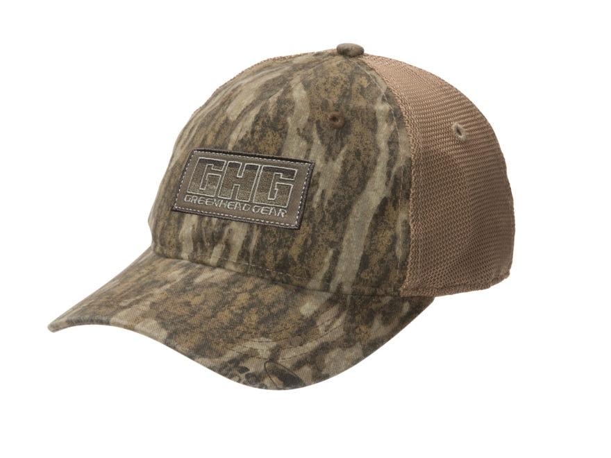 GHG Mesh Back Logo Cap Cotton/Nylon