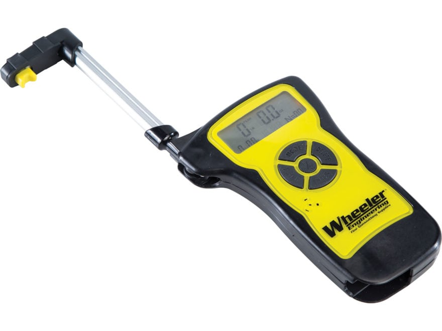 Wheeler Engineering Professional Digital Trigger Pull Gauge