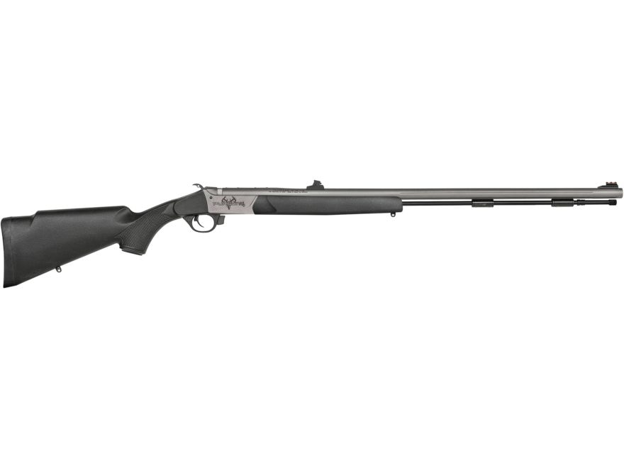 "Traditions Pursuit G4 Ultralight Muzzleloading Rifle 50 Caliber 30"" Cerakote Barrel Syn..."