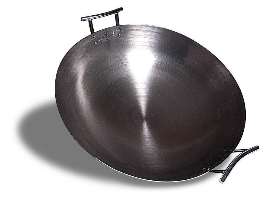 Eastman Outdoors Wok Carbon Steel