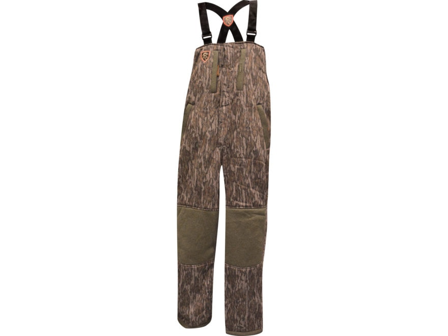 Drake Non-Typical Men's Silencer Scent Control Bibs Polyester