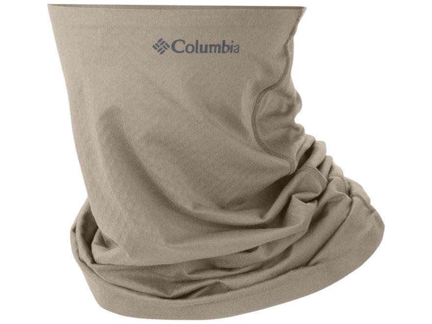 Columbia PFG Freezer Zero Neck Gaiter Polyester Fossil