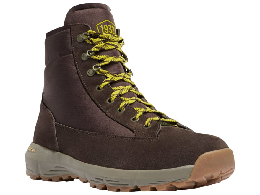 "Danner Explorer 650 6"" Waterproof Hiking Boots Suede/Nylon Men's"