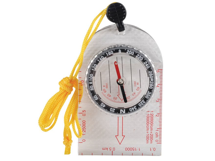 5ive Star Gear Mil-Spec Map Compass