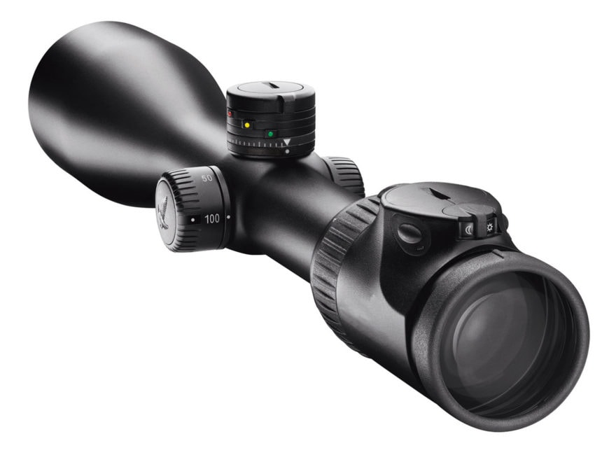 Swarovski Z6i Rifle Scope 30mm Tube 3-18x 50mm Side Focus Illuminated 1/10 Mil Adjustme...