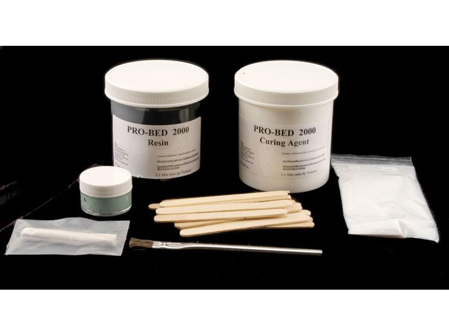 Score-High Pro-Bed 2000 Glass Bedding Kit Black
