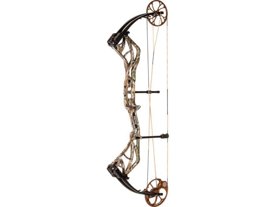 "Bear Archery Species Compound Bow Right Hand 55-70 lb 23""-30"" Draw Length Realtree Edge..."