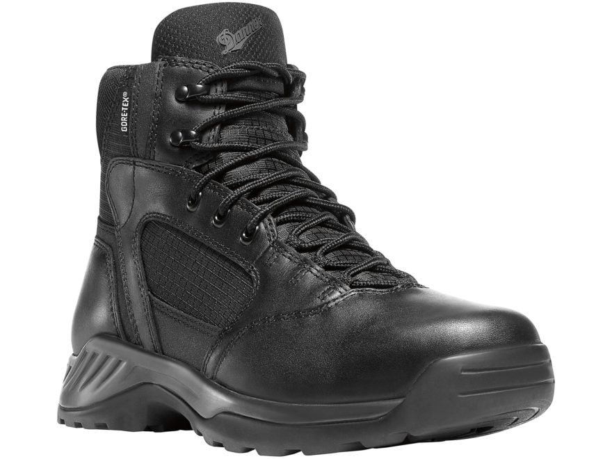 "Danner Kinetic 6"" Side-Zip GORE-TEX Tactical Boots Leather Men's"