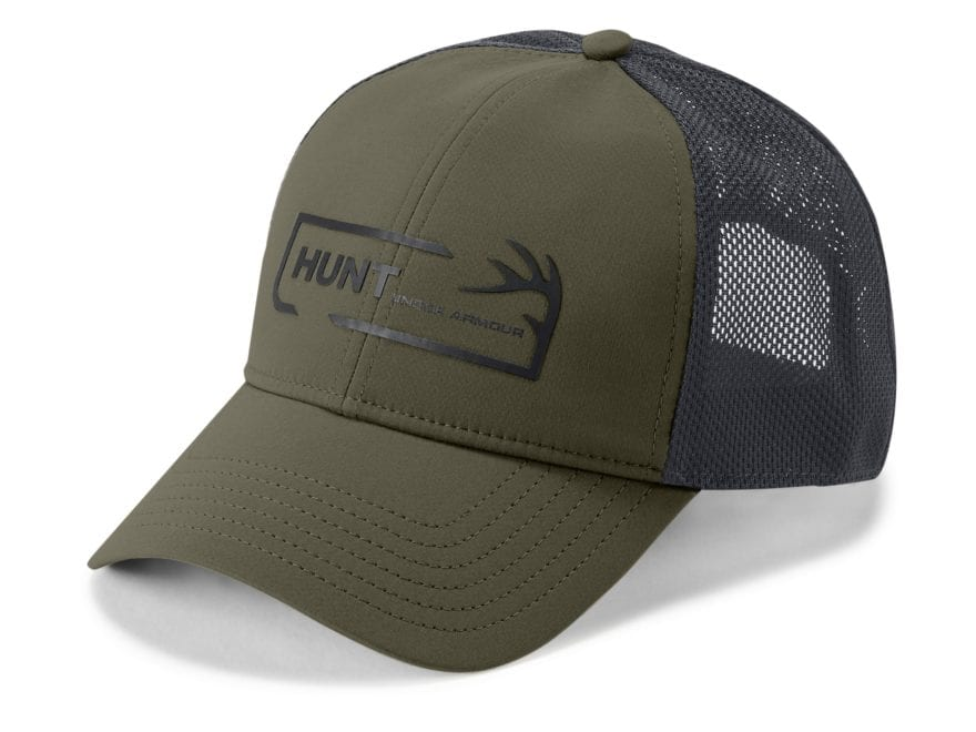 Under Armour UA Classic Mesh Hunt Cap Polyester