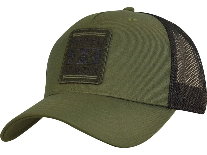 the latest 257e4 991c3 Alternate Image 1. Under Armour UA Outdoor Performance Trucker Cap