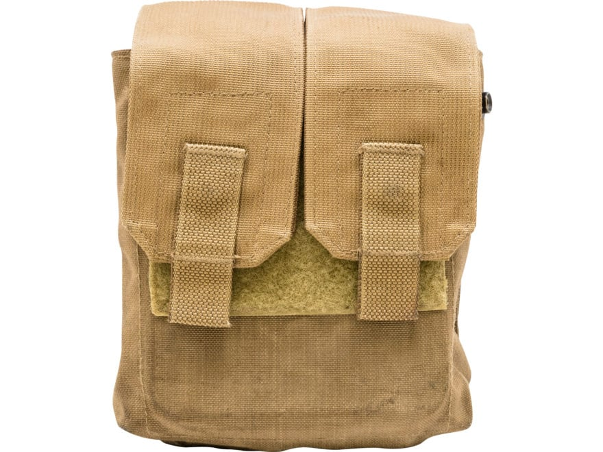 Military Surplus MOLLE II Saw Pouch Grade 1 Coyote