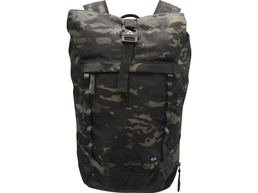 Oakley Voyage Roll-Top MC Backpack Black Multicam