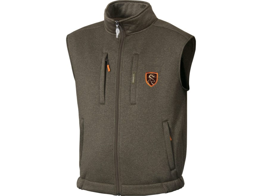 Drake Non-Typical Men's Midweight Softshell Fleece Vest Polyester