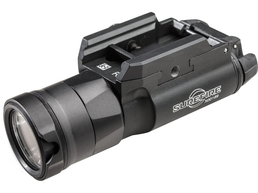 Surefire X300UH-B Masterfire Rapid Deployment Weapon Light LED with 2 CR123A Batteries ...