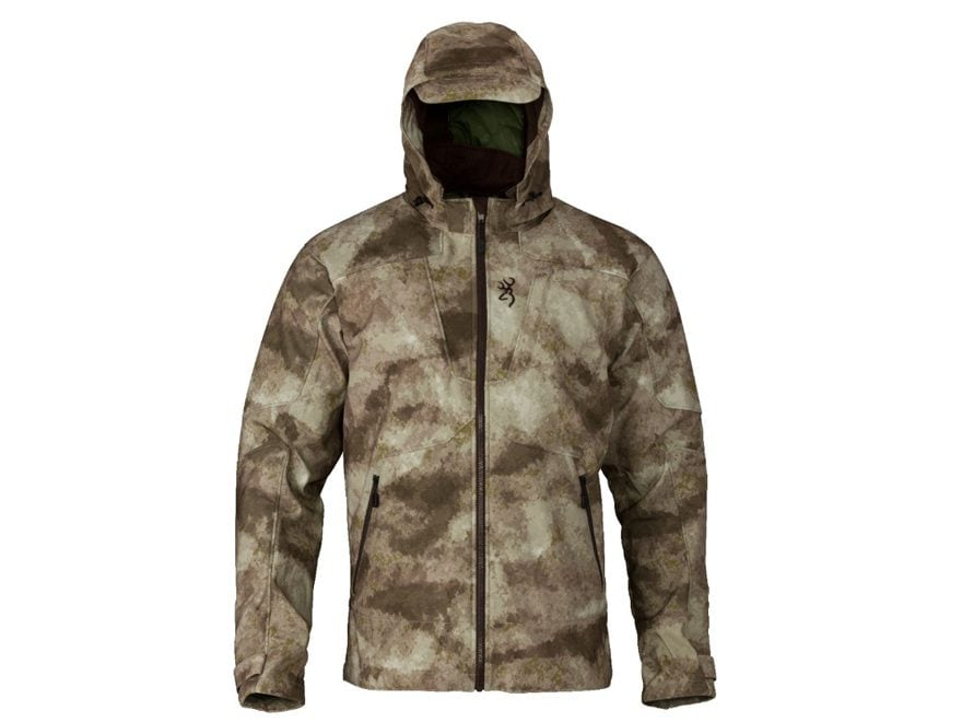 Browning Men's Hell's Canyon Speed Hellfire-FM Insulated Gore Windstopper Jacket Nylon