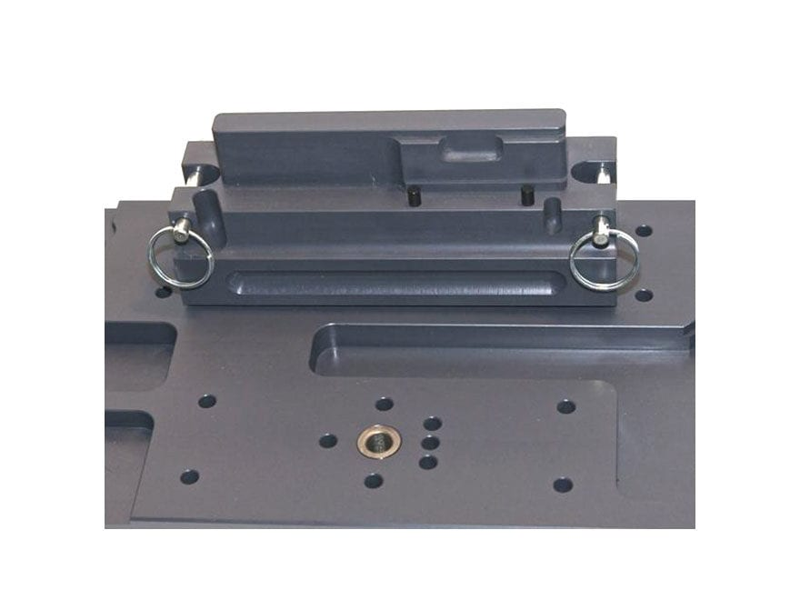Present Arms AR-15 Upper Receiver Repair Block for Gunner's Mount