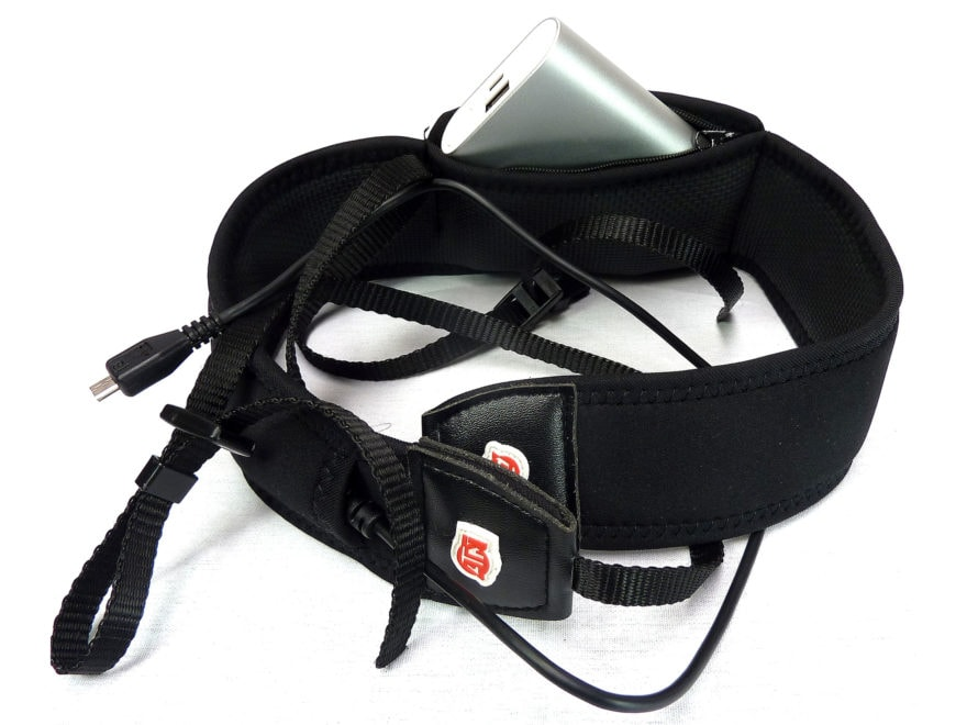ATN Extended Life Battery Pack with MicroUSB Cable, Cap, Neck Strap Holder