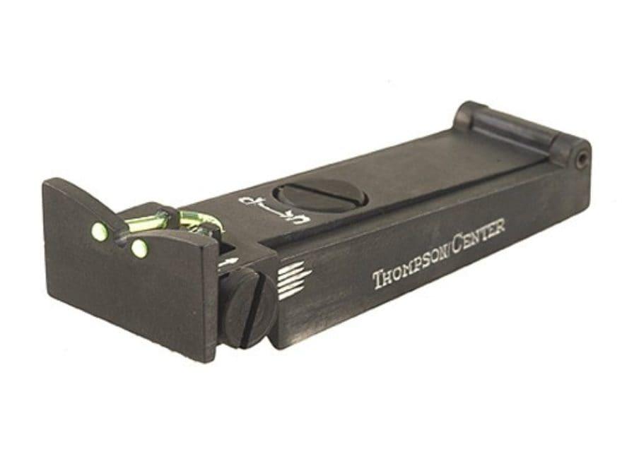 Thompson Center Fiber Optic Rear Sight Muzzleloaders Octagon 1