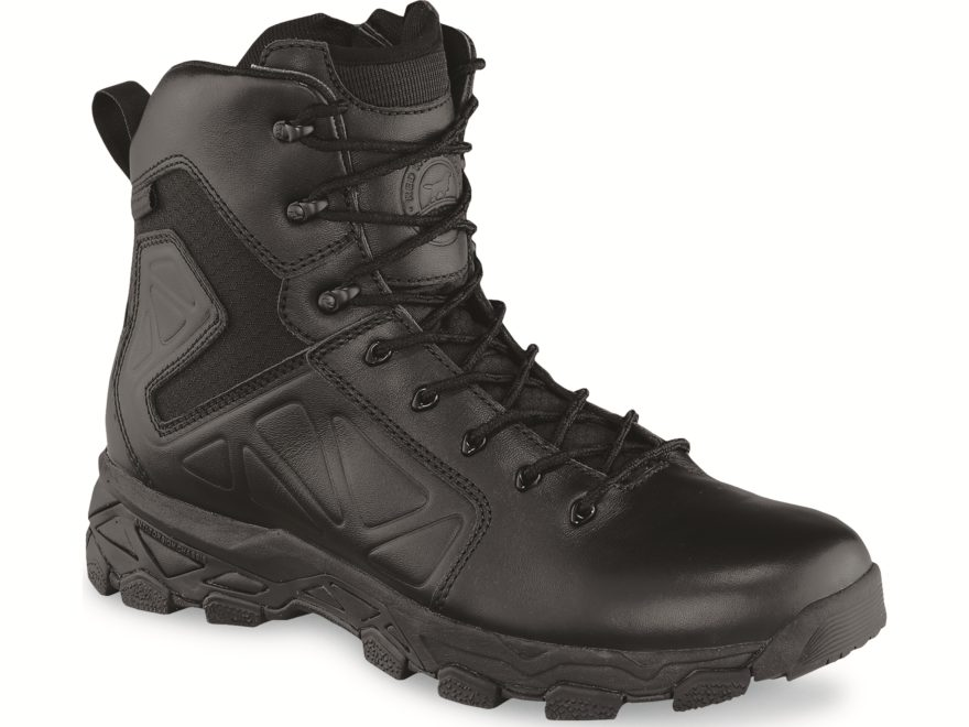 "Irish Setter Ravine Tactical 7"" Side-Zip Tactical Boots Leather/Nylon Men's"