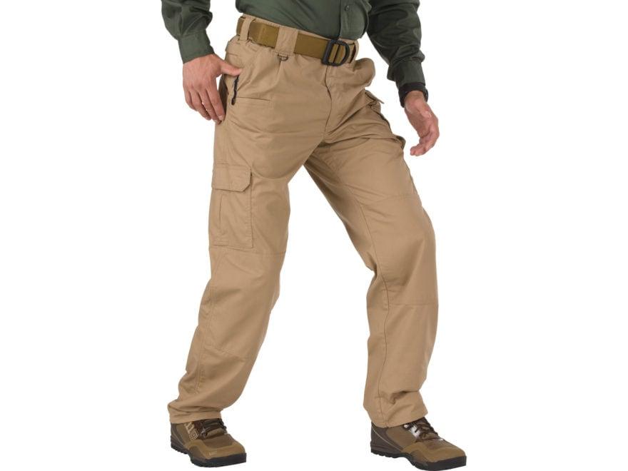 5.11 Men's TacLite Pro Tactical Pants Cotton and Polyester Blend