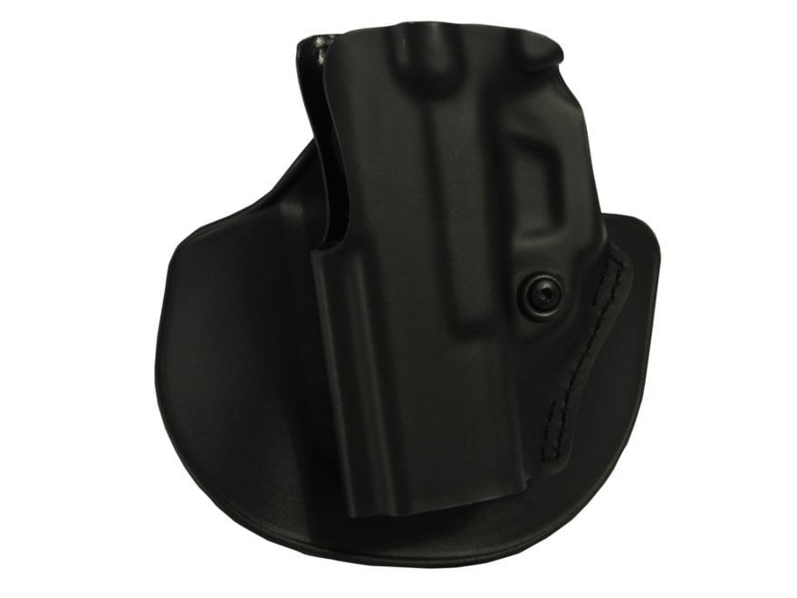 Safariland 5198 Paddle and Belt Loop Holster with Detent Left Hand Glock  20,21, 30S Polymer Black