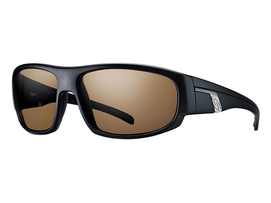 1d9479ab2c Smith Optics Elite Terrace Tactical Sunglasses Black Frames Polarized Brown  Lenses. Alternate Image