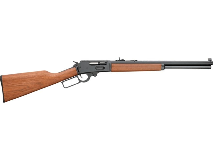 "Marlin 1895CBA Lever Action Rifle 45-70 Government 18.5"" Barrel Blue and Walnut"