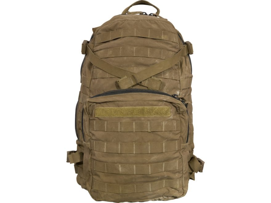 Military Surplus USMC FILBE Assault Pack Grade 3 Coyote