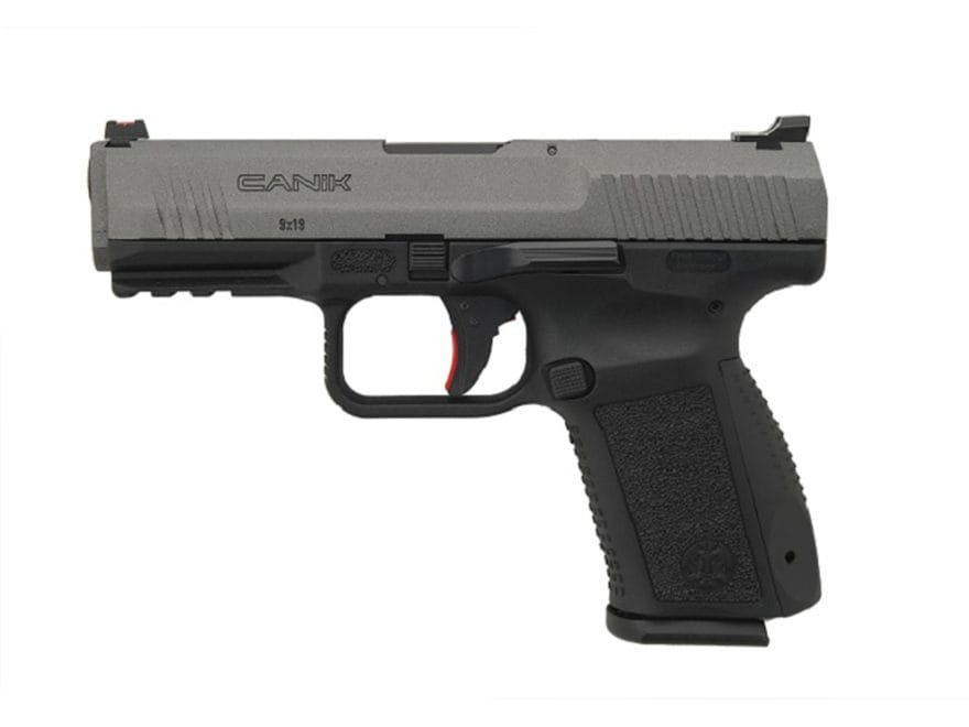 "Canik TP9SF Elite Pistol 9mm Luger 4.19"" Barrel 15-Round Polymer Tungsten"