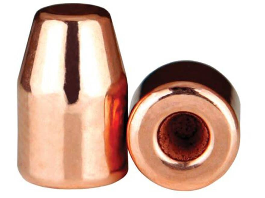 Berry's Superior Plated Bullets Plated Hollow Base Flat Point Thick Plated