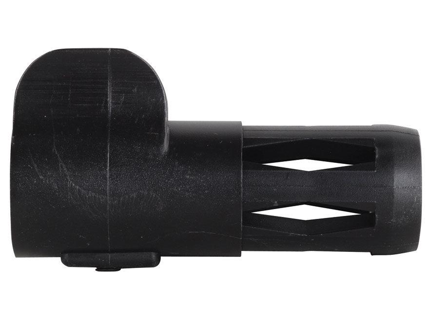 Power Custom Muzzle Brake Ruger 10/22 Standard Barrel Polymer Black
