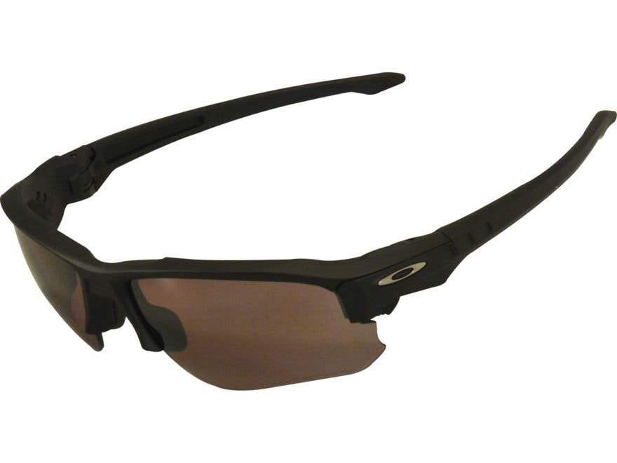 dfc3d2bdef Oakley SI Speed Jacket Banded Sunglasses Matte Black Frame Polarized Prizm  Daily