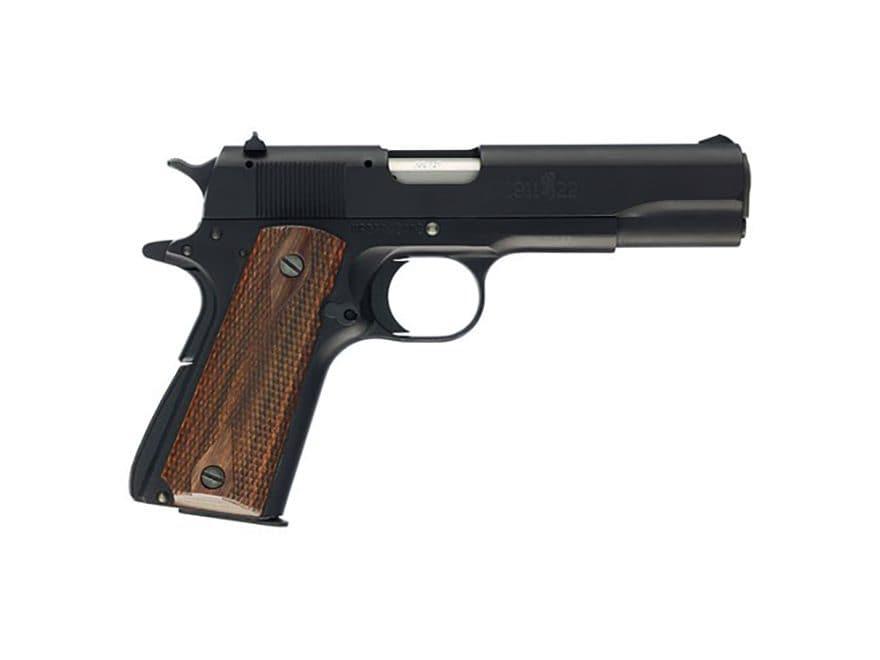 "Browning 1911-22 Pistol 22 Long Rifle 4.25"" Barrel 10-Round Black"