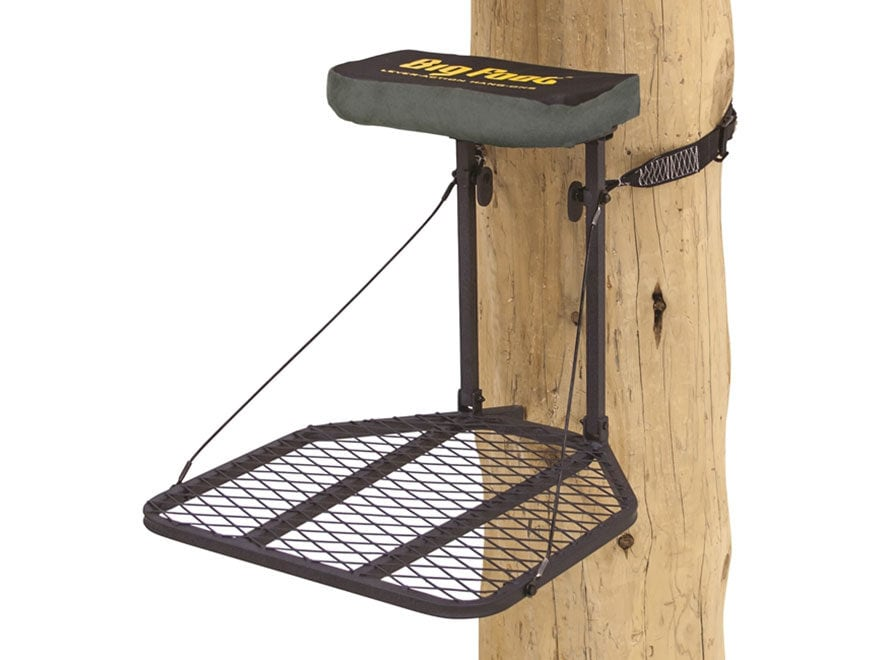 Rivers Edge Big Foot Regular Hang On Treestand Steel Black