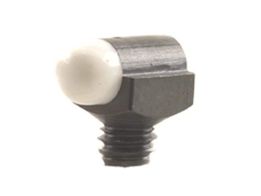 "Marble's Expert Shotgun Front Bead Sight .122"" Diameter 5-40 Thread 3/32"" Shank Ivory"