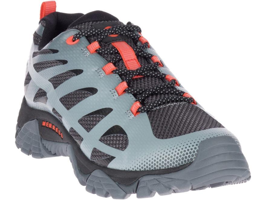 "Merrell Moab Edge 2 4"" Waterproof Hiking Shoes Mesh Men's"