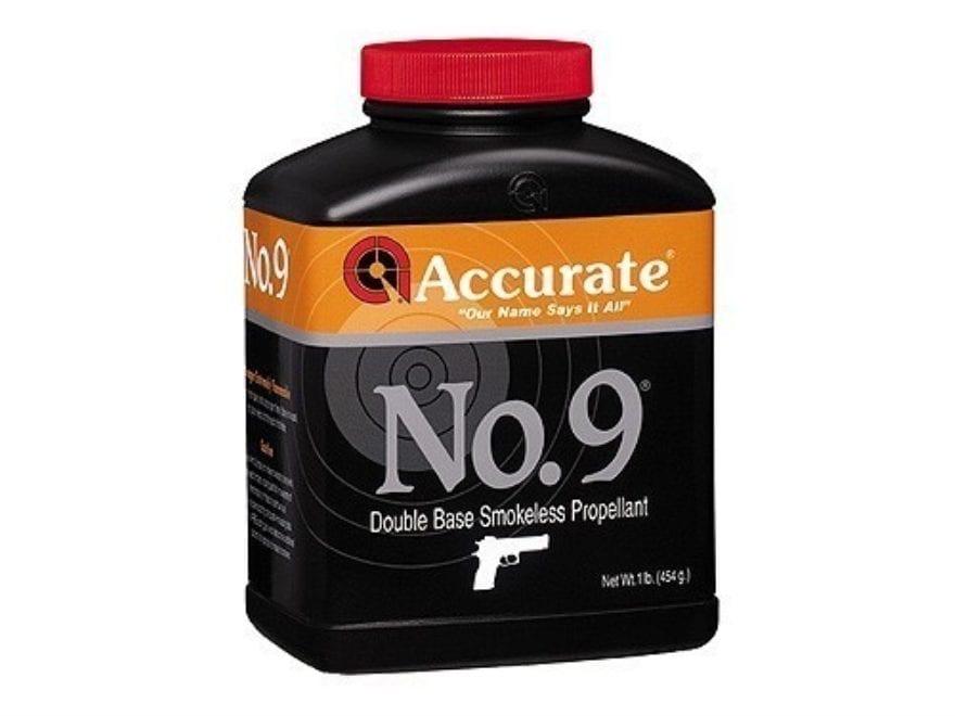 Accurate No. 9 Smokeless Gun Powder