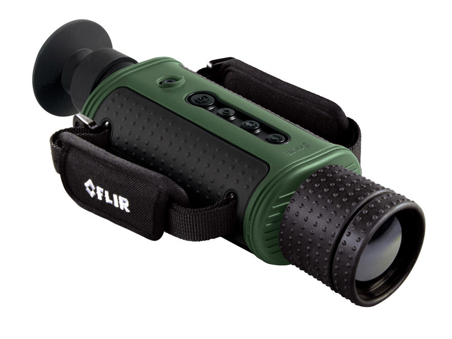 FLIR Scout TS32r Thermal Imaging Camera Green