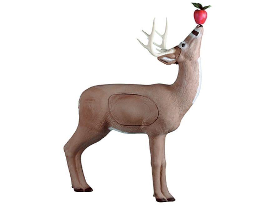 Rinehart Deer With Apple 3D Foam Archery Target