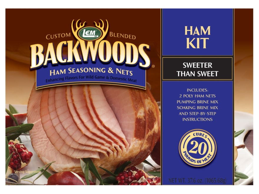 LEM Backwoods Sweeter Than Sweet Ham Making Kit