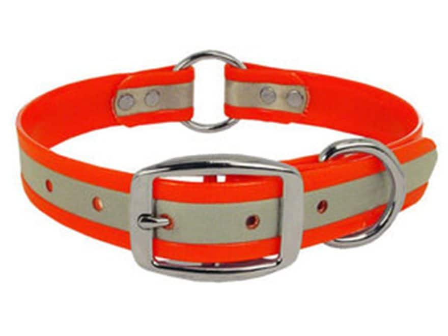 "K-9 Komfort 1"" Dog Collar  Reflective"