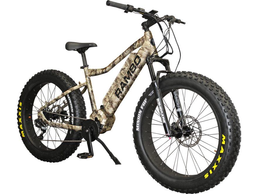 Rambo Bikes R1000XP G3 Xtreme Performance Front Suspension Motorized Bike