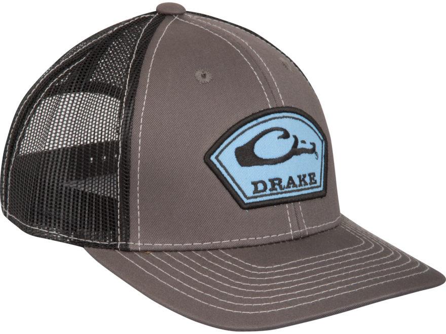 Drake Logo Arch Patch Mesh Back Cap