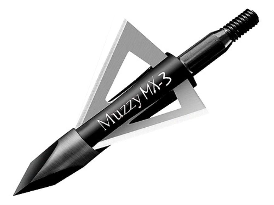 Muzzy MX-3 Broadhead