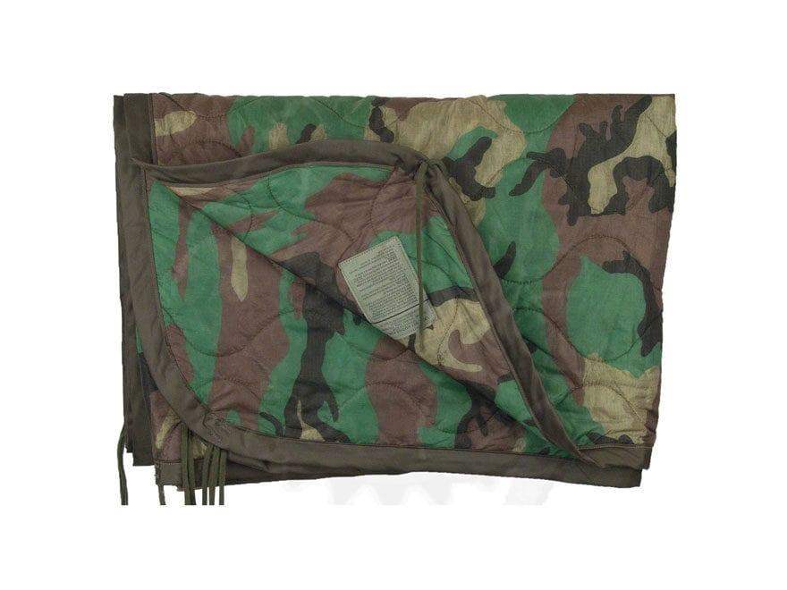 Military Surplus Poncho Liner