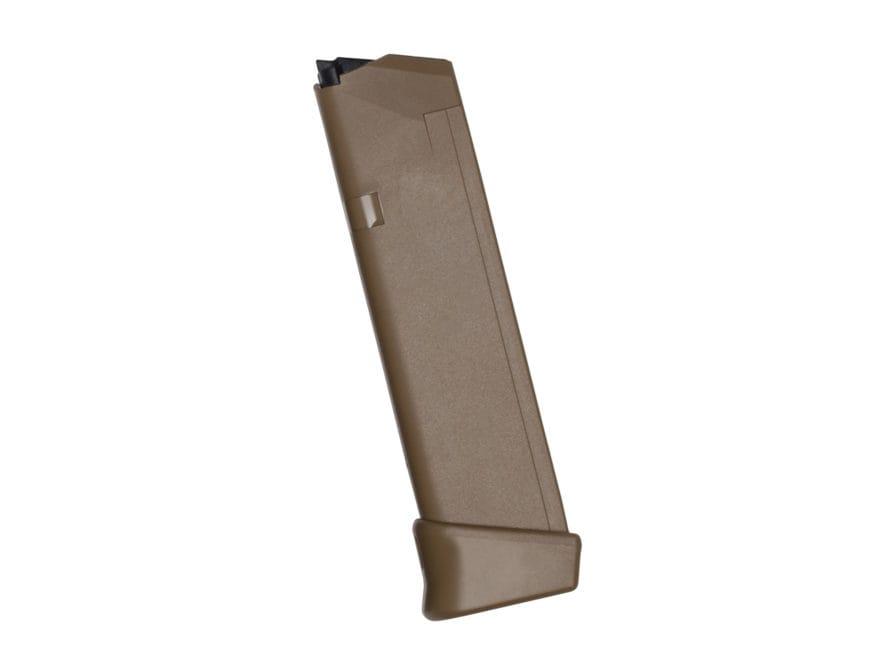 Glock Magazine Gen 4 Glock 17, 19X, 34 9mm Luger Polymer