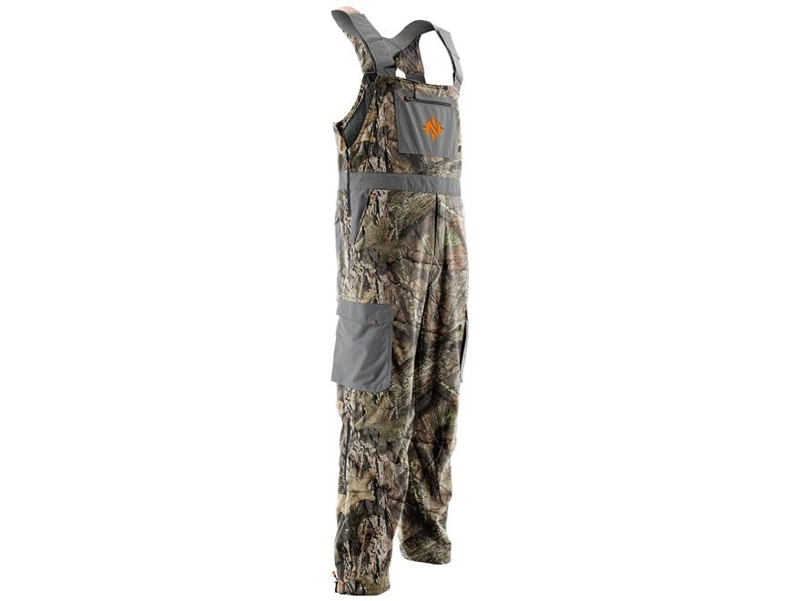 Nomad Men's Harvester Scent Control Waterproof Bibs