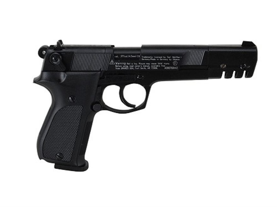 walther cp88 competition air pistol 177 cal pellet blue mpn 2252054 rh midwayusa com 1911 CO2 Blowback Airsoft Pistol CO2 Guns
