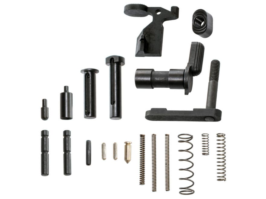 AR-STONER AR-15 Customizable Lower Receiver Parts Kit
